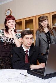 Los conflictos de trabajo pueden causar una moral baja.