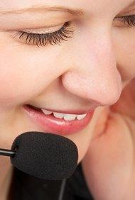 Los representantes agradables de servicio al cliente, pueden tener un impacto positivo en los negocios.