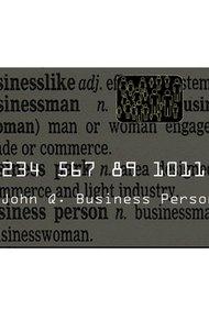 Las tarjetas de crédito son una forma de crédito al consumidor.