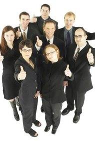 El trabajo en equipo es vital para una empresa.