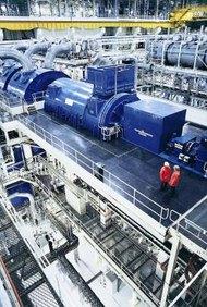 Los ingenieros nucleares pueden trabajar en plantas generadoras de energía.