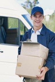 Cómo obtener una ruta de FedEx Ground.