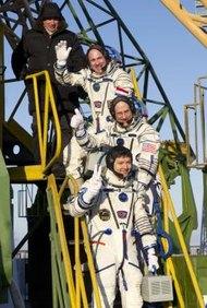 Los astronautas deben ser inteligentes, tener muy buena resistencia física y mucha fortaleza mental.