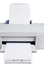 Todas las impresoras de inyección de tinta contienen cartuchos y componentes de los cabezales remplazables