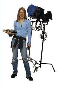 Los productores aseguran los equipos y trabajadores necesarios para realizar la película.