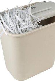 Las trituradoras de papel protegen la información sensible y ayudan a desechar la basura.