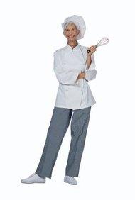 Los chefs privados trabajan fuera de la cocina comercial.