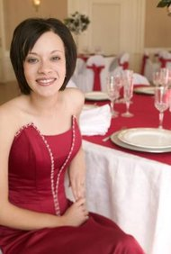 Un salón de banquetes se puede utilizar para una variedad de eventos especiales.
