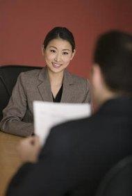 Una entrevista de orientación te ayuda a responder las preguntas sobre la empresa.