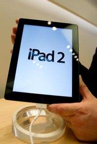 Adjunta un documento a tu correo electrónico con un iPad 2.