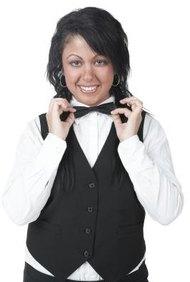 La entrevista para un puesto de mesera puede ser como una audición.