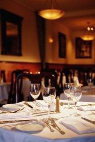 Abrir un restaurante puede ser costoso.
