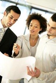 Los informes del tráfico web ayudan a los gerentes a determinar el éxito de las campañas publicitarias en Internet.