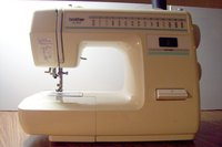 Brother sewing machine model XL-3022.