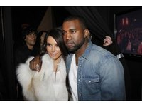 Dress as celebrity couple Kim Kardashian and Kanye West for a topical duo costume this Halloween.