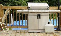 Connect a Propane Tank to Your Barbecue Grill