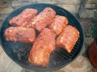 Delicious beef ribs can be cooked in a relatively short time.