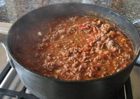 Prepare Chili without Beans