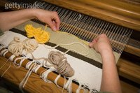 A weaving loom