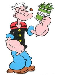 Create a Popeye Halloween Costume