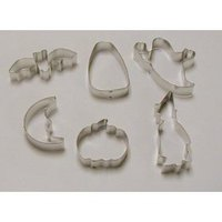 Make Halloween Shaped Cookie Cutters