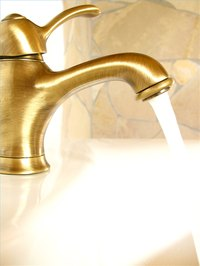 Keep your Taps Clean and Shiny