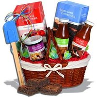 Create a Kitchen Themed Gift Basket