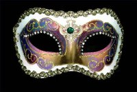 Make Venetian Masks