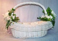 Decorate a Wedding Basket