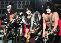Kiss, the band
