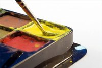 Make Paint With Natural Resources
