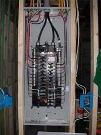 Installing Circuit Breaker Panels
