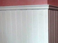 Install Wainscoting With a Chair Rail