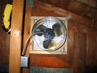 Installing an Attic Fan