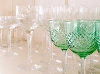Make Wine Glasses Sparkle