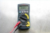 Use a Digital Multimeter With Continuity Function