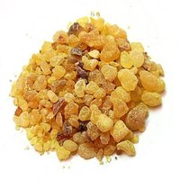 Frankincense is a fragrant resin that comes from Boswellia trees.