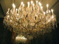 Heavy Chandelier