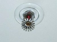 Fire sprinkler systems can save your life.