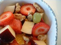 Keep Fruit Salad From Turning Brown