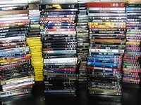 Recycle DVD Cases