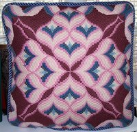 Learn to Stitch Bargello Needlepoint