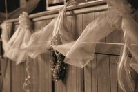 Tulle Decorations.