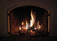 Install a Wood Burning Fireplace