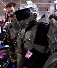 Make a Good Halo Costume