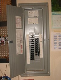 decorating ideas for covering a fuse box ehow rh ehow com Old Home Fuse Box Diagram Old Home Fuse Box Diagram