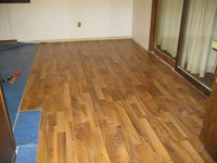 Laminate floor-laying tips