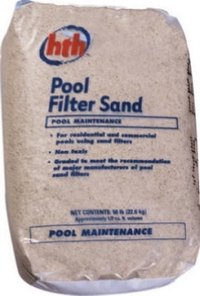 Pool Filter Sand