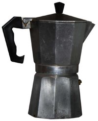 Pezzetti coffee makers are simple, easy to use stove top espresso makers.