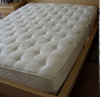 Mattress stains can be an unsightly eyesore.